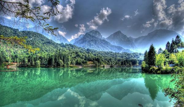 озеро Барчис